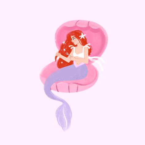 Little Mermaid - Fan Art