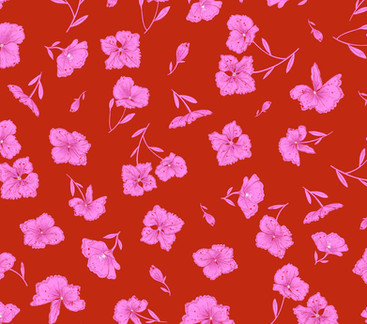 Dark Flora - miniprint