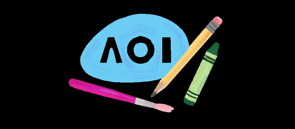 plataforma para ilustradores: the aoi
