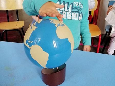 Notre beau projet sur les continents