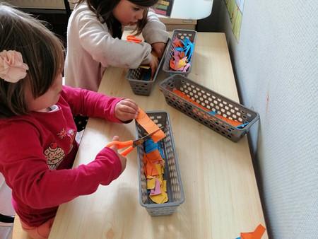 Découverte des ateliers Montessori chez les plus jeunes (et pas que...)