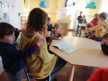 L'instant zen en maternelle