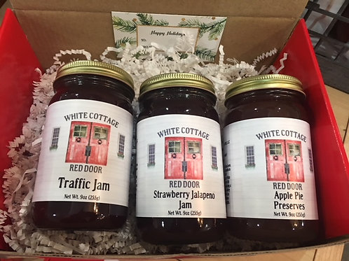 3 Fruit Spreads Gift Box