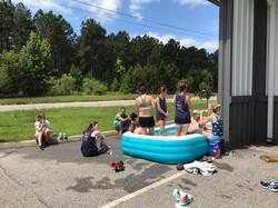 The Cooldown Pool