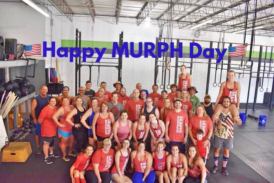 Murph 2018