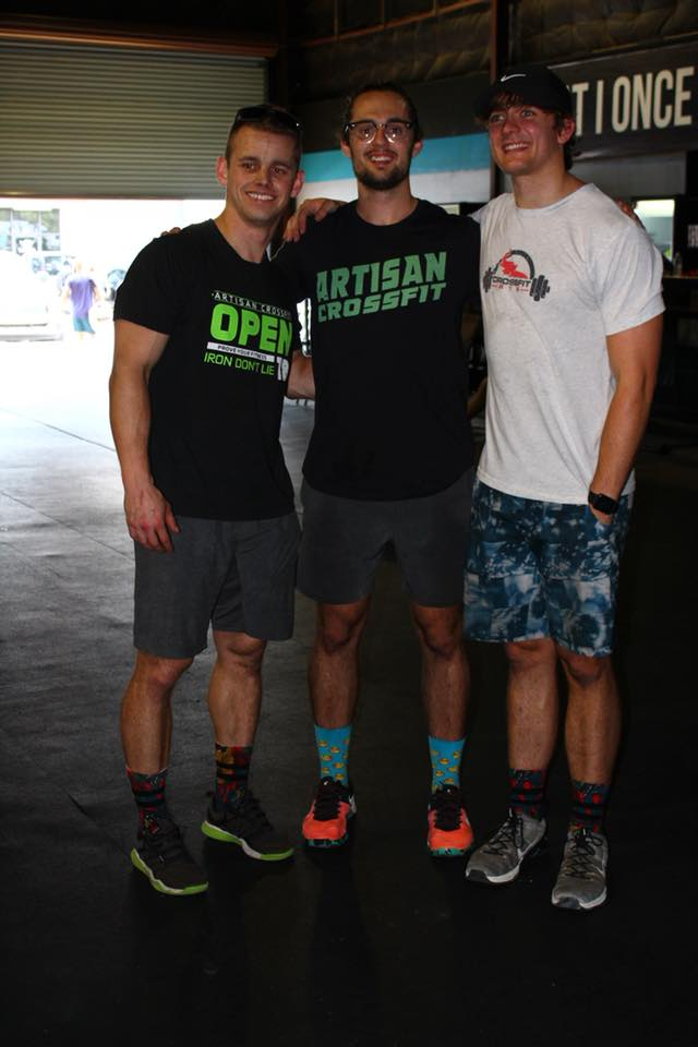 Team Artisan CrossFit
