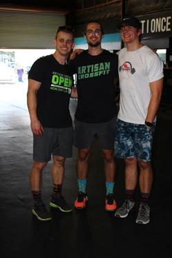Team Artisan CrossFit