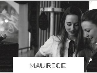 Concert au bar – Maurice macht Musik
