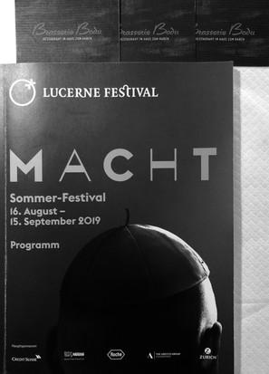 Lucerne Festival 2019