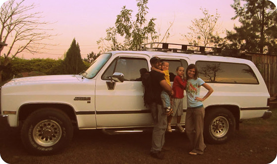 Following God's Will in a 1988 Suburban