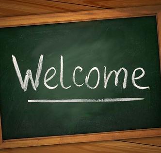Welcome Blackboard.jpg