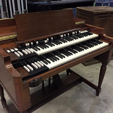 The mighty 1958 Hammond B3