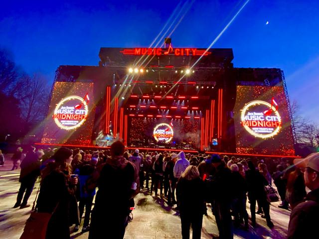 Music City Midnight 2020