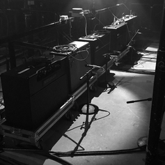 Amplifiers backstage
