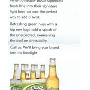 Bud Light Lime promo