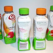 Jamba Juice smoothies
