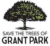 Save the Trees of Grant Park Logo