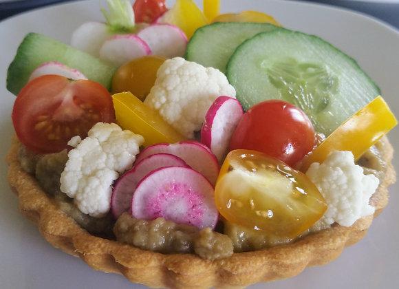 """Carte Cadeau et Cours de Cuisine """"Atelier Végétarien"""""""