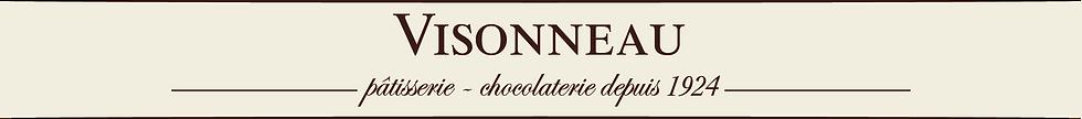 patisserie chocolaterie Visonneau centre ville de Nantes patissier chocolatier spécialités nantaises gateaux chocolats