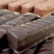 Bouchées au chocolat patisserie chocolaterie chocolatier visonneau nantes