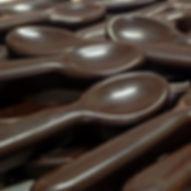 cuillères en chocolat patisserie chocolaterie chocolatier visonneau nantes