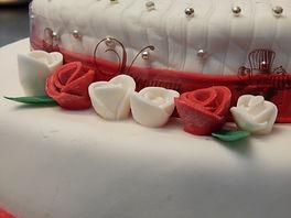 Wedding Cake gâteau à étage patisserie visonneau nantes
