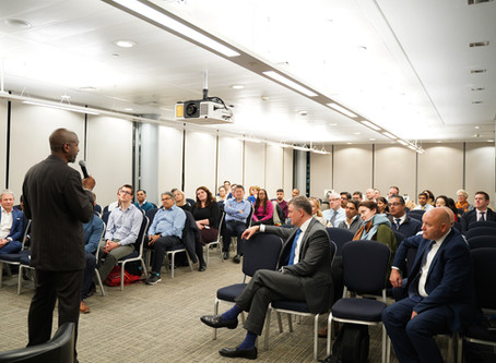 Citibank UK - Willard's Way Motivational Talks Program