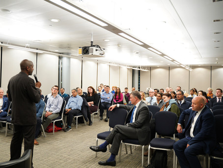 Citibank UK - Willard's Way Motivational Talks Program