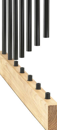 Otoli® Aluminum Spindle Fasteners - 20 pc