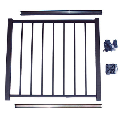 "Otoli Gate Kit 36""H x up to 40""W - Black"