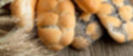 Fox Bros. Bakery page header wih bread