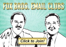 Fox Bros Email Sign Up