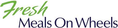 Fresh Meals on Wheels Logo