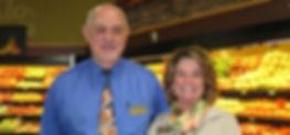 Pat and Lori Fox