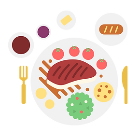 Meal graphic
