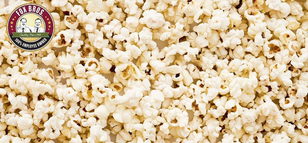 Fox Bros. Popcorn Header