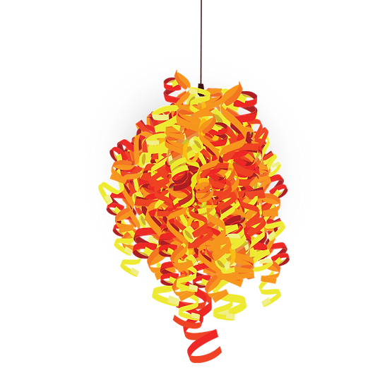 Chihuly Sculpture Graphic