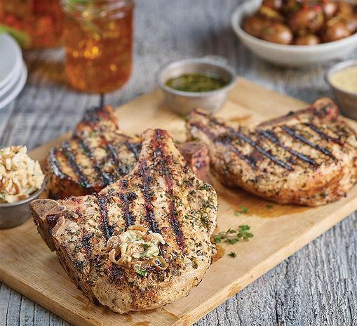 Smithfield Prime Pork Chops