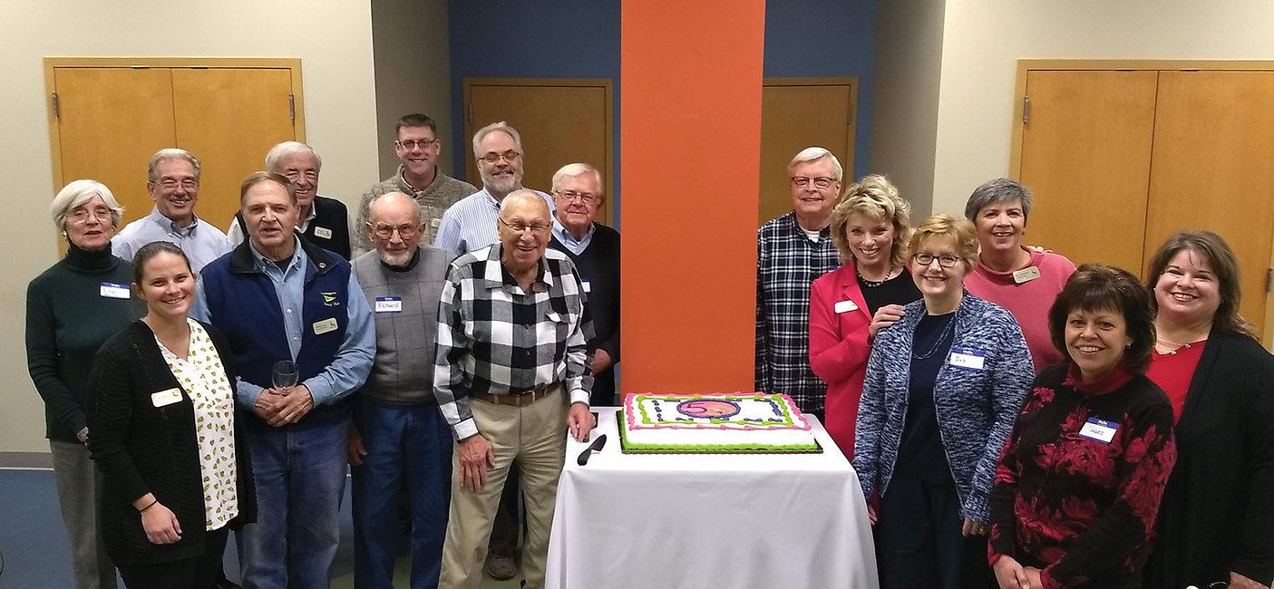 Board of Directors Meals on Wheels Anniversary