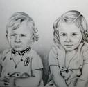 Portrait d'enfants