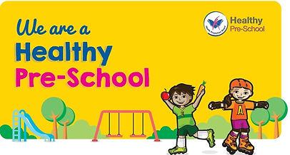 DGP attained Healthy Preschool Platinum Tier