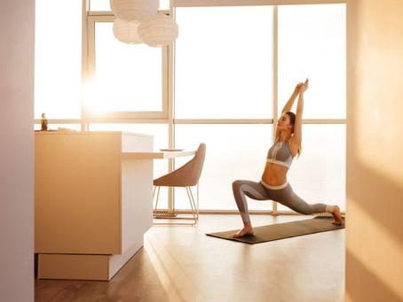 Atividade física em casa: 4 formas de fazer envolvendo toda a família