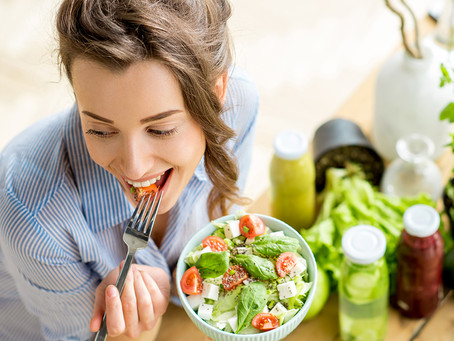 Saiba como a alimentação saudável pode melhorar a sua qualidade de vida.