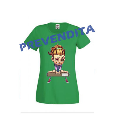 T-SHIRT MICOL TRAVE GREEN