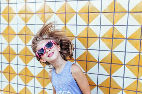 Lifestyle child portrait