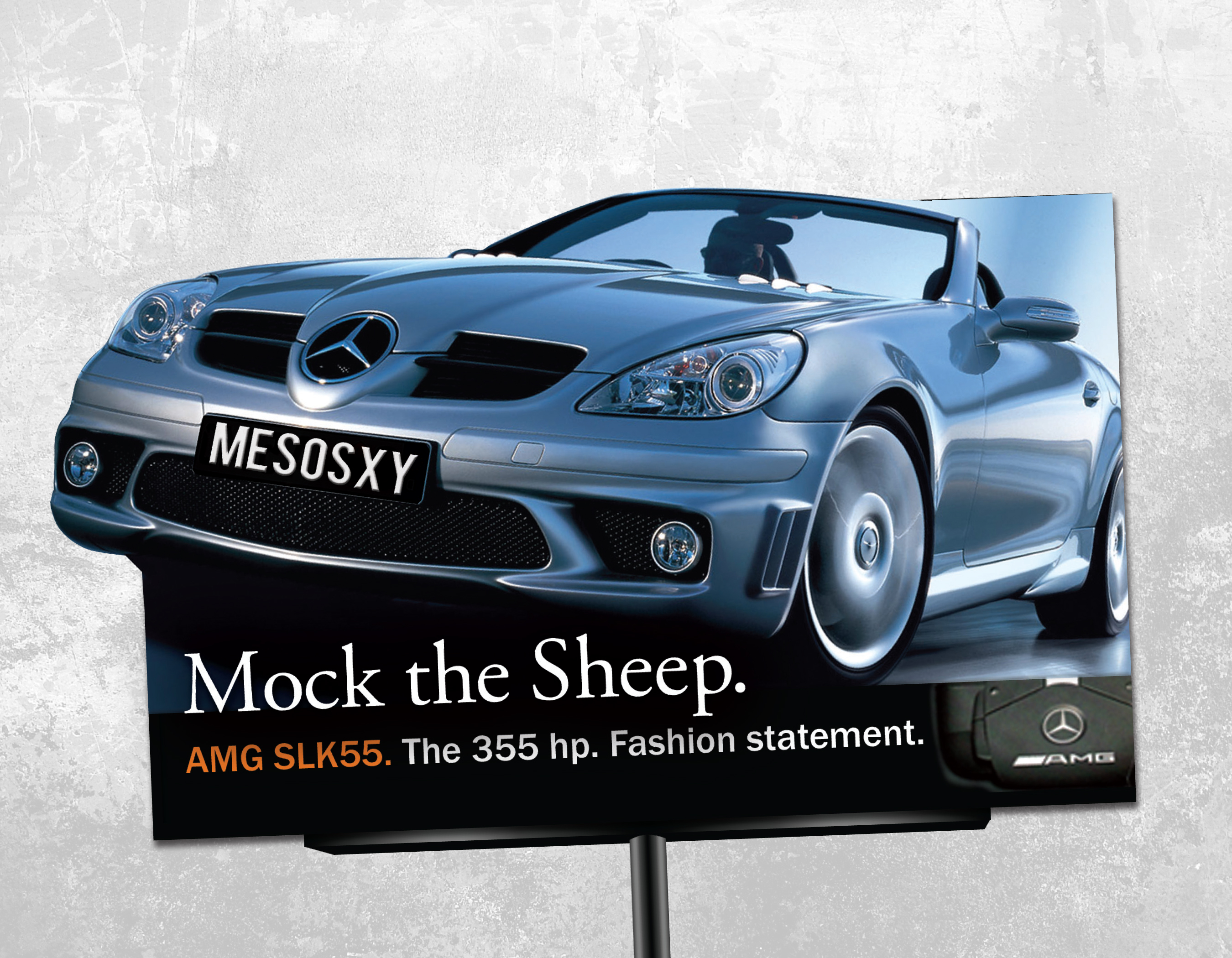 "Concept - AMG ""Mock the Sheep"""
