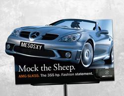 "Concept - AMG ""Mock the Sheep"""