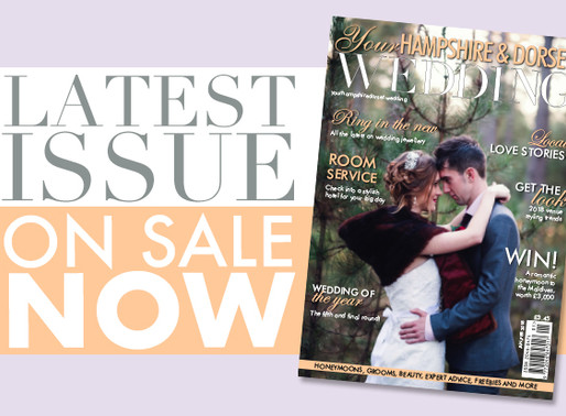 The styled shoot that made the cover!