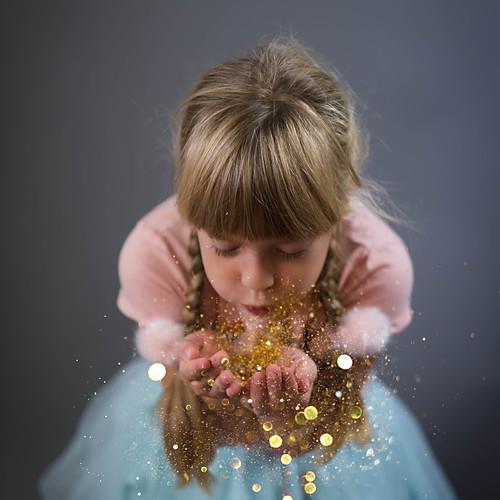 Alexandra's 5th Birthday shoot