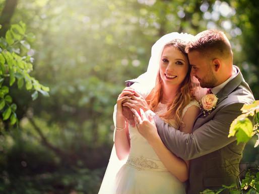 Charlotte & Josh's Marwell Hotel wedding